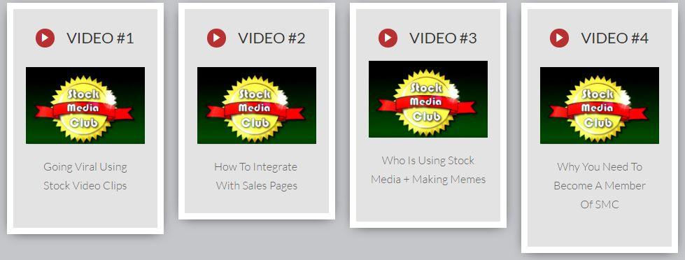 Stock Club Videos